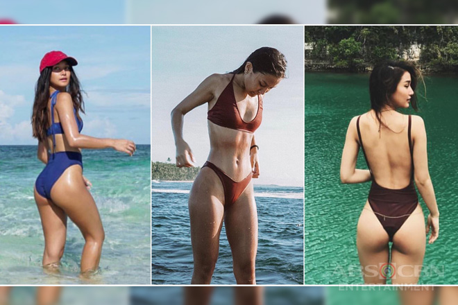35 sexy photos of Chienna Filomeno that show she's the 'Ultimate #BikiniGoals'