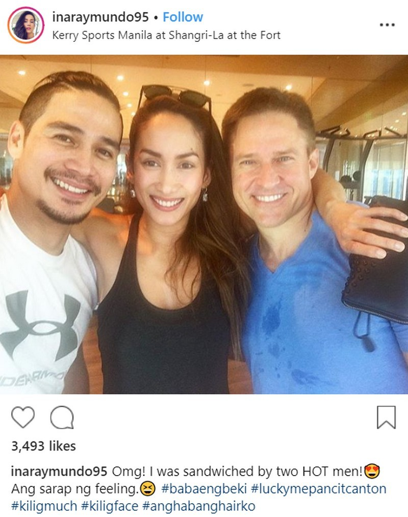 HOT COUPLE ALERT! 26 photos of Ina Raymundo with her husband for 18 years