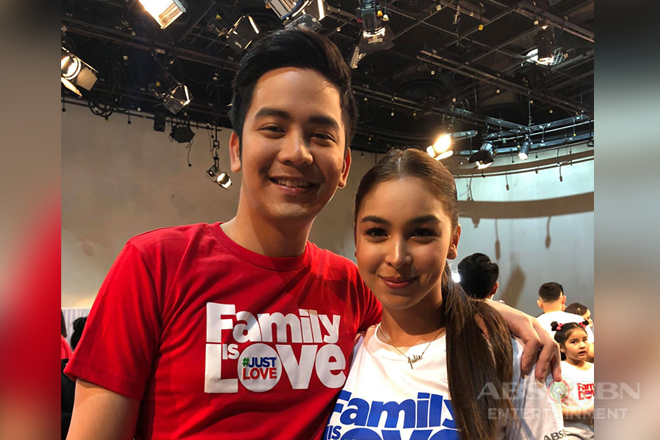 PHOTOS: #FamilyIsLove SID Shoot with Ngayon At Kailanman cast