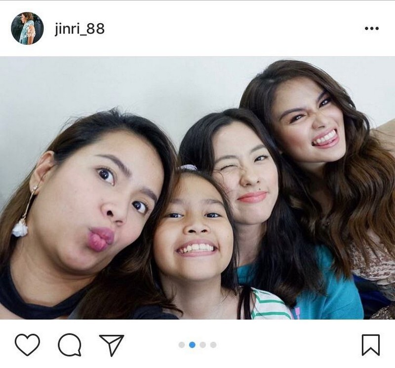 Unexpected Friendship! 23 photos of Elisse Joson with her sexy sister at heart