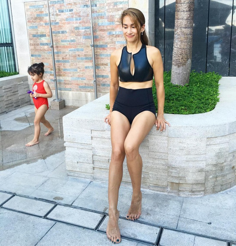 28 photos of Ina Raymundo that show she's been drinking from the fountain of youth