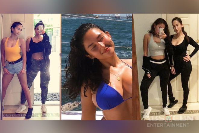 LIKE MOTHER, LIKE DAUGHTER: Meet the gorgeous 'first born' of Ina Raymundo in these 12 photos