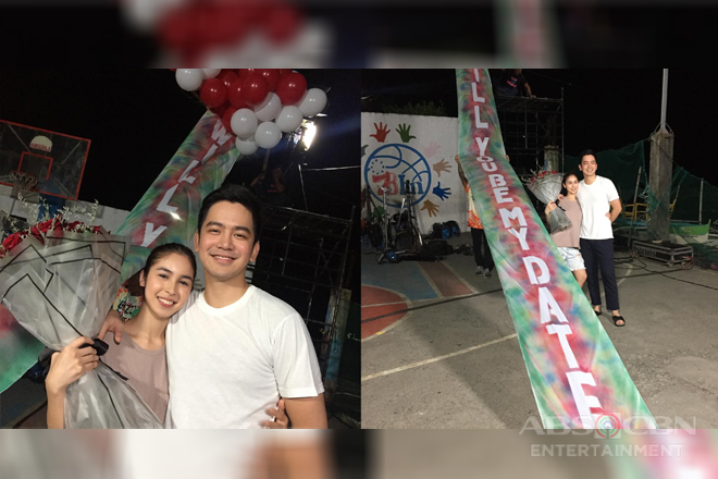 LOOK: Joshua's surprise date invite for Julia