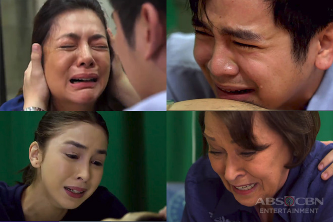 "REVIEW: Joshua, Julia level up once more in grief-stricken Ngayon at Kailanman ""50-50"" episode"