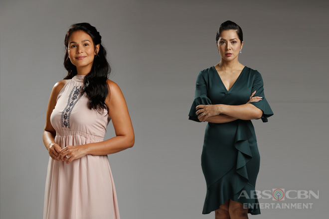 PAANDAR 2018: The most intense clashes of Stella and Rebecca in Ngayon at Kailanman