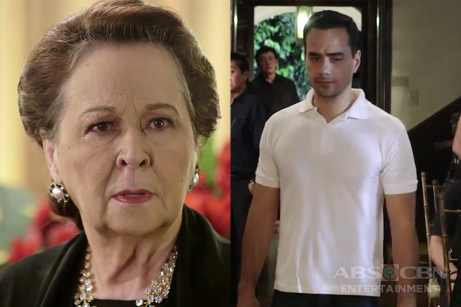 Doña Carmen, nagulat sa pagdating ni Rodrigo sa burol ni Don Julian