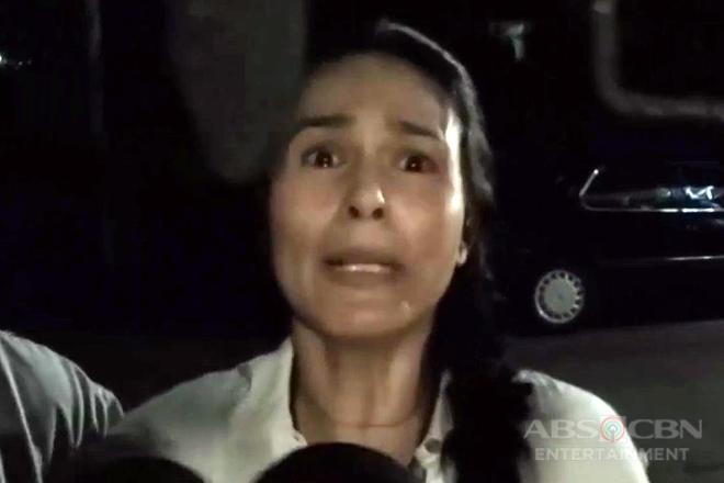 Rebecca, labis ang hinagpis nang malaman na patay na si Rodrigo