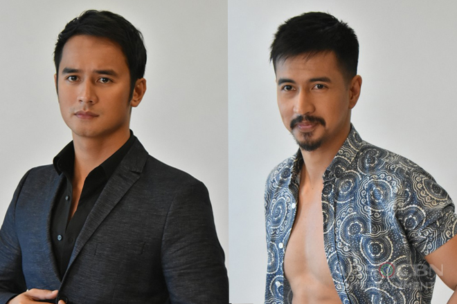 Kapamilya Toplist: 15 times David and Adrian fought for Mich's heart in PHR: Araw Gabi Image Thumbnail