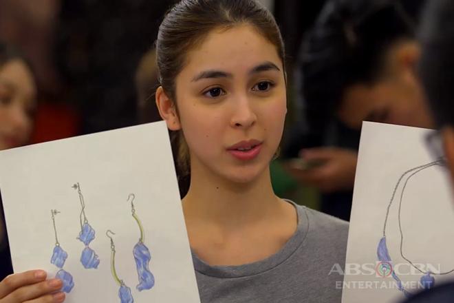 Ngayon at Kailanman: Eva, pinasa na ang kanyang mga designs sa contest