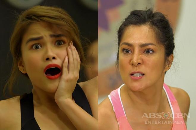 Ngayon at Kailanman: Roxanne, nakatanggap ng magkapatid na sampal galing kay Stella!