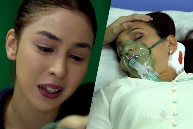 Ngayon at Kailanman: Eva breaks down while Rebecca is fighting for her life
