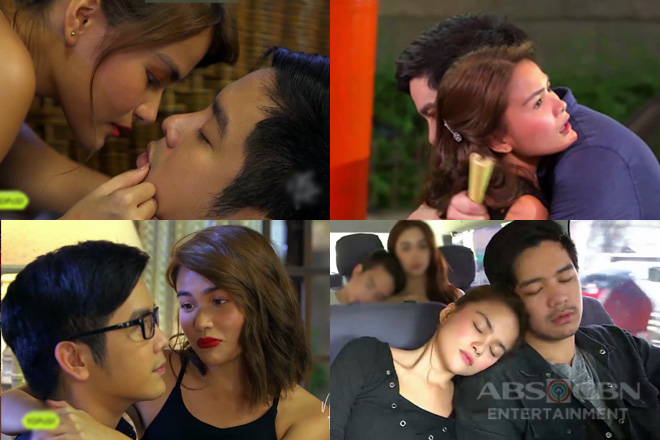 Kapamilya Toplist: 12 scenes of how Roxanne fell in love with Inno in Ngayon At Kailanman