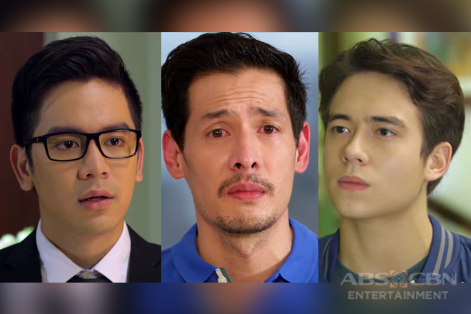 Kapamilya Toplist: 8 scenes that showed Hernan as a good father to Inno and Oli in Ngayon at Kailanman