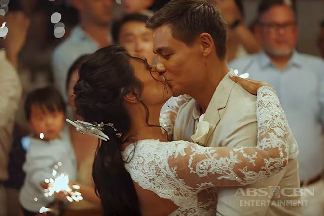 WATCH: Iza Calzado & Ben Wintle's happily ever after in paradise
