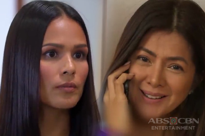 Ngayon At Kailanman Recap: Burning rage between Stella and Rebecca