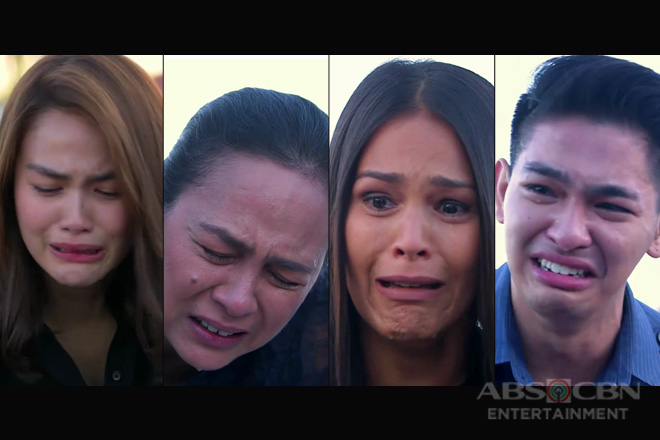 Can you try not to cry? The most tear-jerking scene on Ngayon at Kailanman